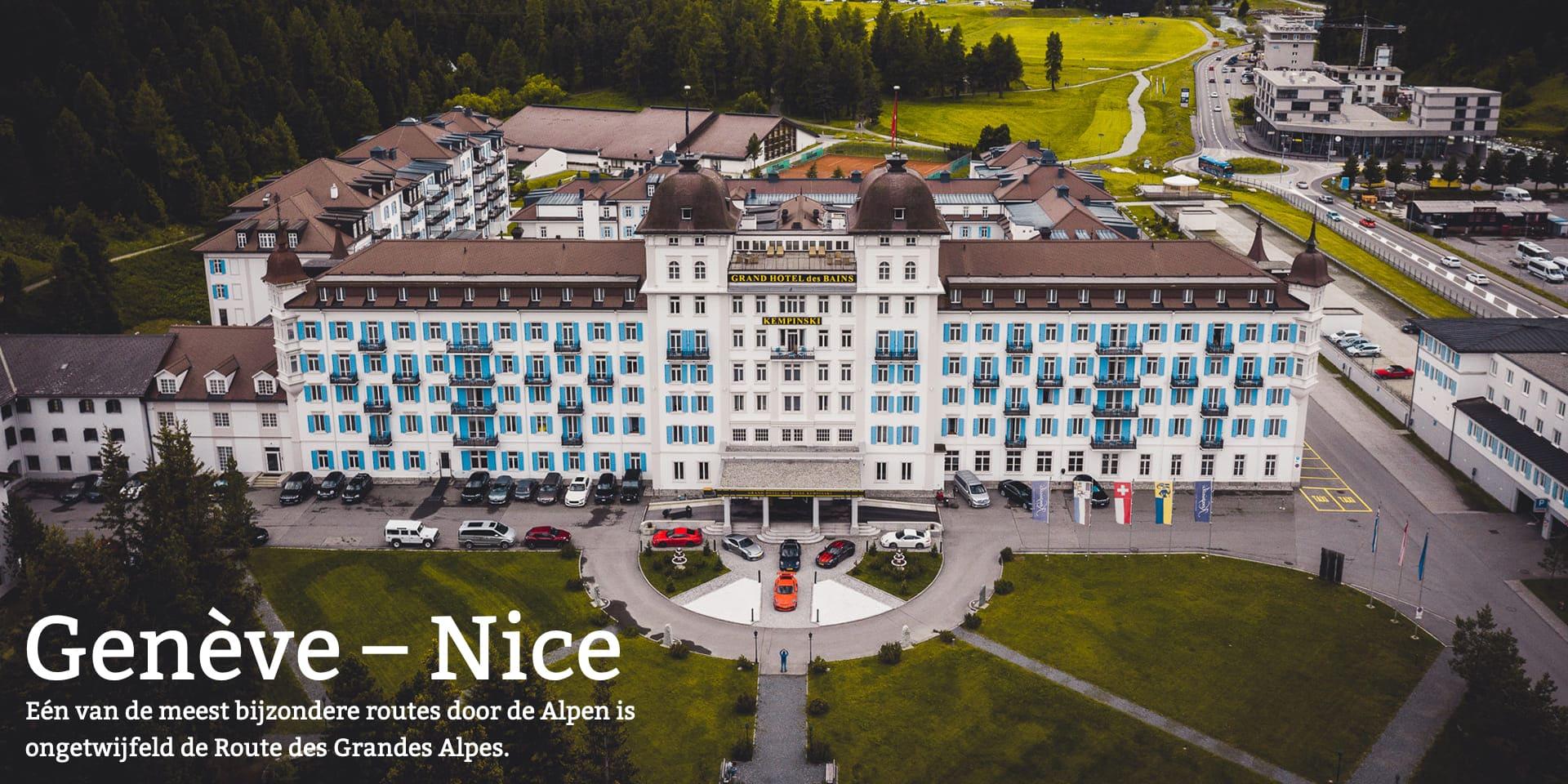 Geneve - Nice Mille Giri Events